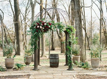Hidden Waters Tree Ceremony Site
