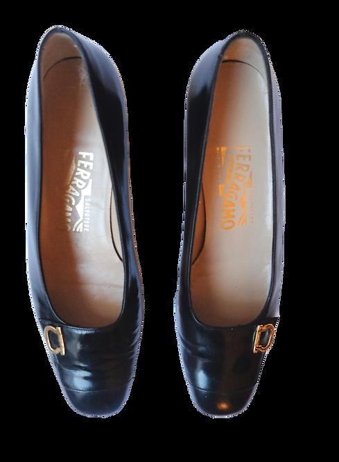 SALVATORE FERRAGAMO Chaussures vintage