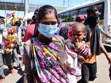 COVID-19: les travailleuses du textile risquent leur vie