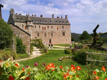 Le Domaine de la Roche Jagu Côtes d'armor