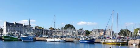 Paimpol port