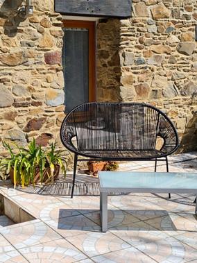 Relaxez vous en terrasse