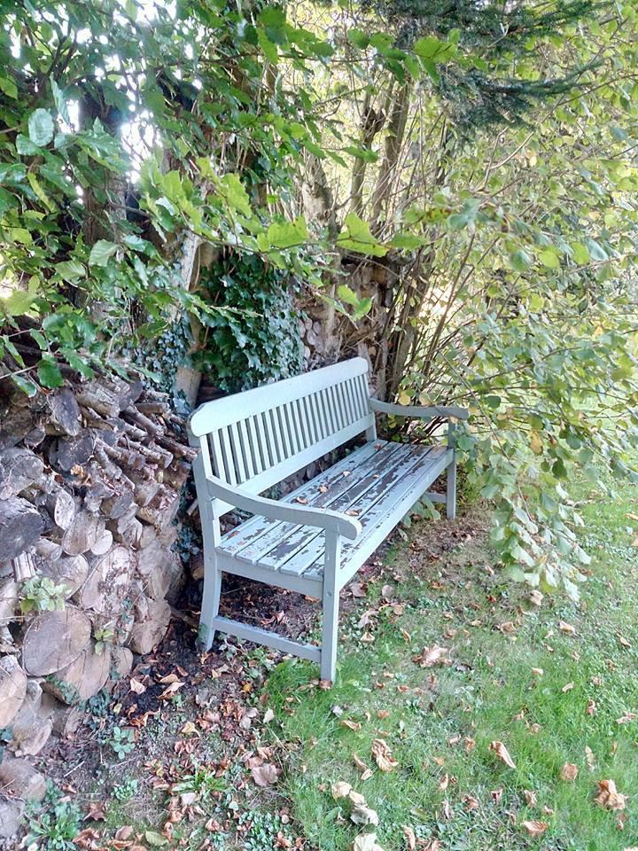 Le charme d'un jardin