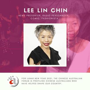 LNY 2021 SPOTLIGHT: Lee Lin Chin