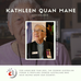 LNY 2021 SPOTLIGHT: Kathleen Quan Mane