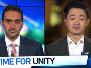 Benjamin Law on The Project: A Time For Unity