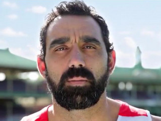 Why Booing Adam Goodes is racist
