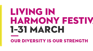 [Event] Living in Harmony Festival (1-31 March)