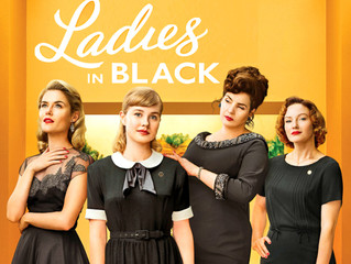 [Arts] Ladies in Black: A Humorous Peek at 1950s Discrimination