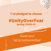 Campaign Launch: #UnityOverFear