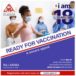 vaccine flyer