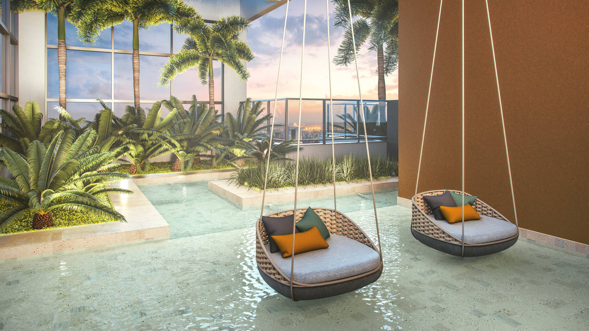 Acqua Lounge