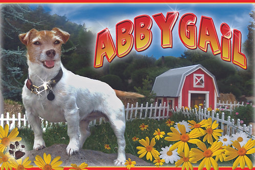 Abbygail Poster
