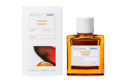 OCEANIC AMBER EDT 50ML