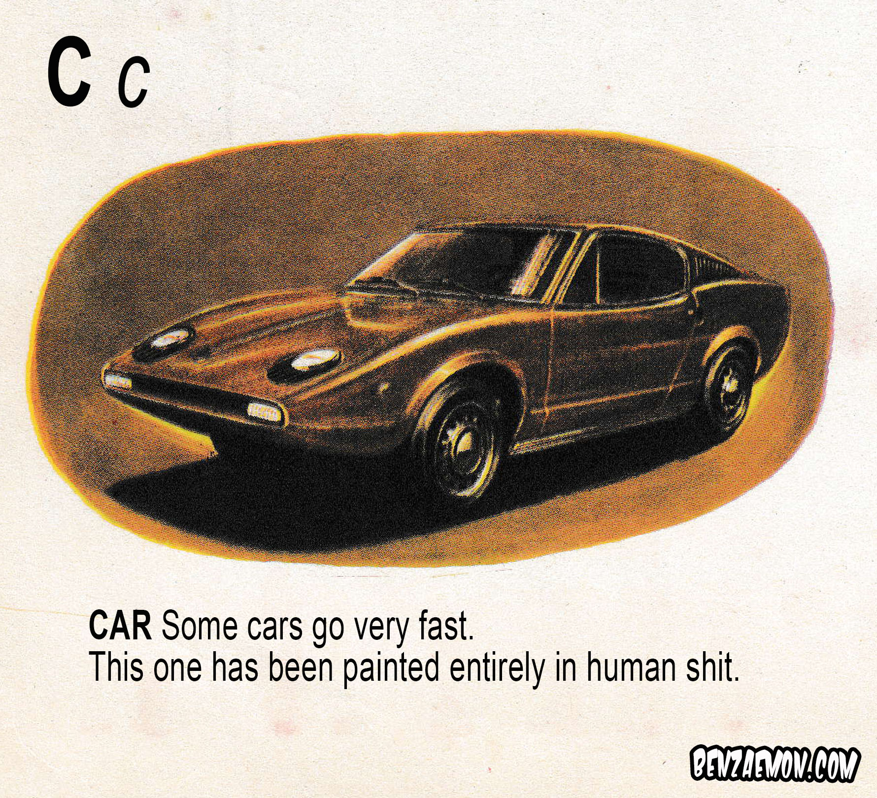 PICTURE DICTIONARY CAR