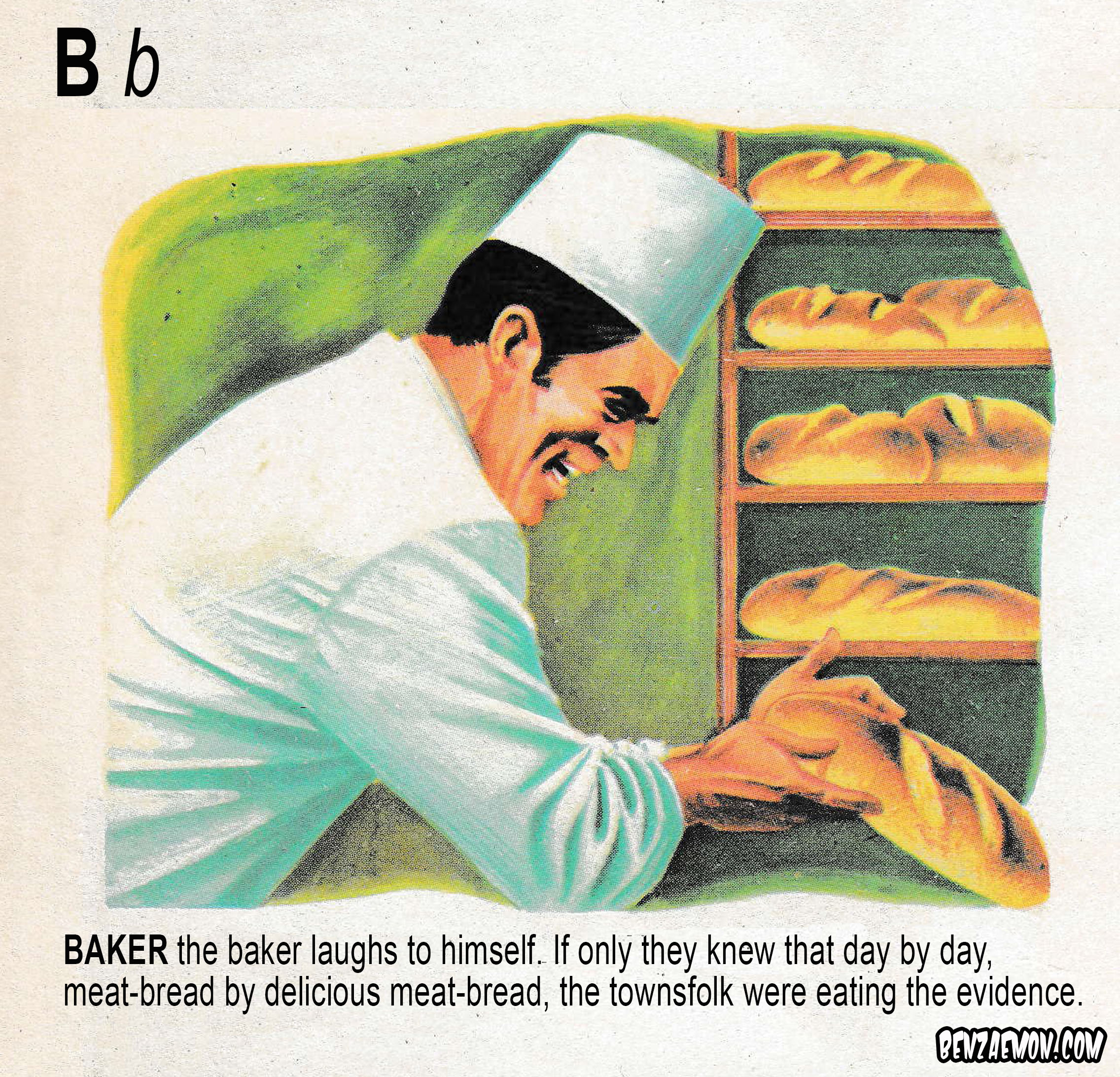 PICTURE DICTIONARY BAKER