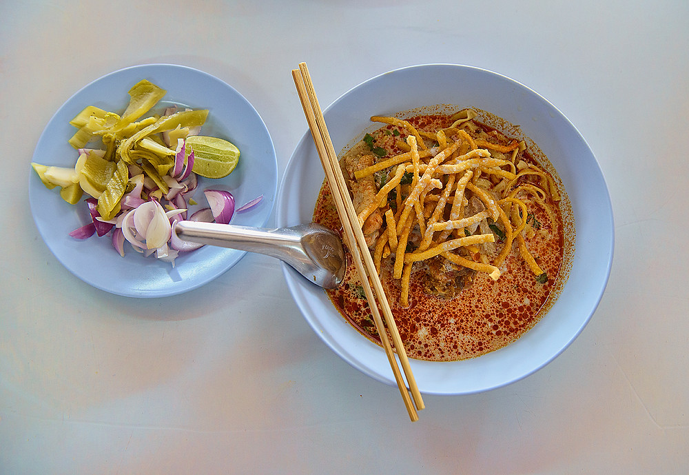 Sure, khao soi is great, but there's much more to northern Thai food