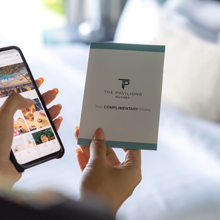 The Pavilions Phuket to Deliver Guest Engagement Safely Through Technology