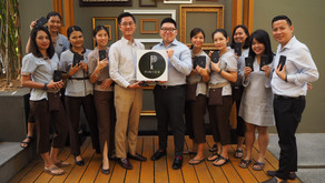 V Villas Hua Hin becomes the First in Hua Hin to deploy Portier Technologies' Leading Guest Solution