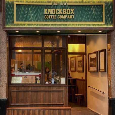 Knockbox Coffee Company