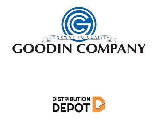 Distributor Spotlight: Goodin Company