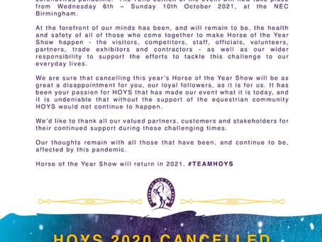 HOYS 2021