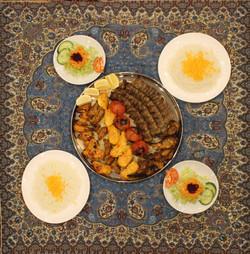 sini Kabab for 2