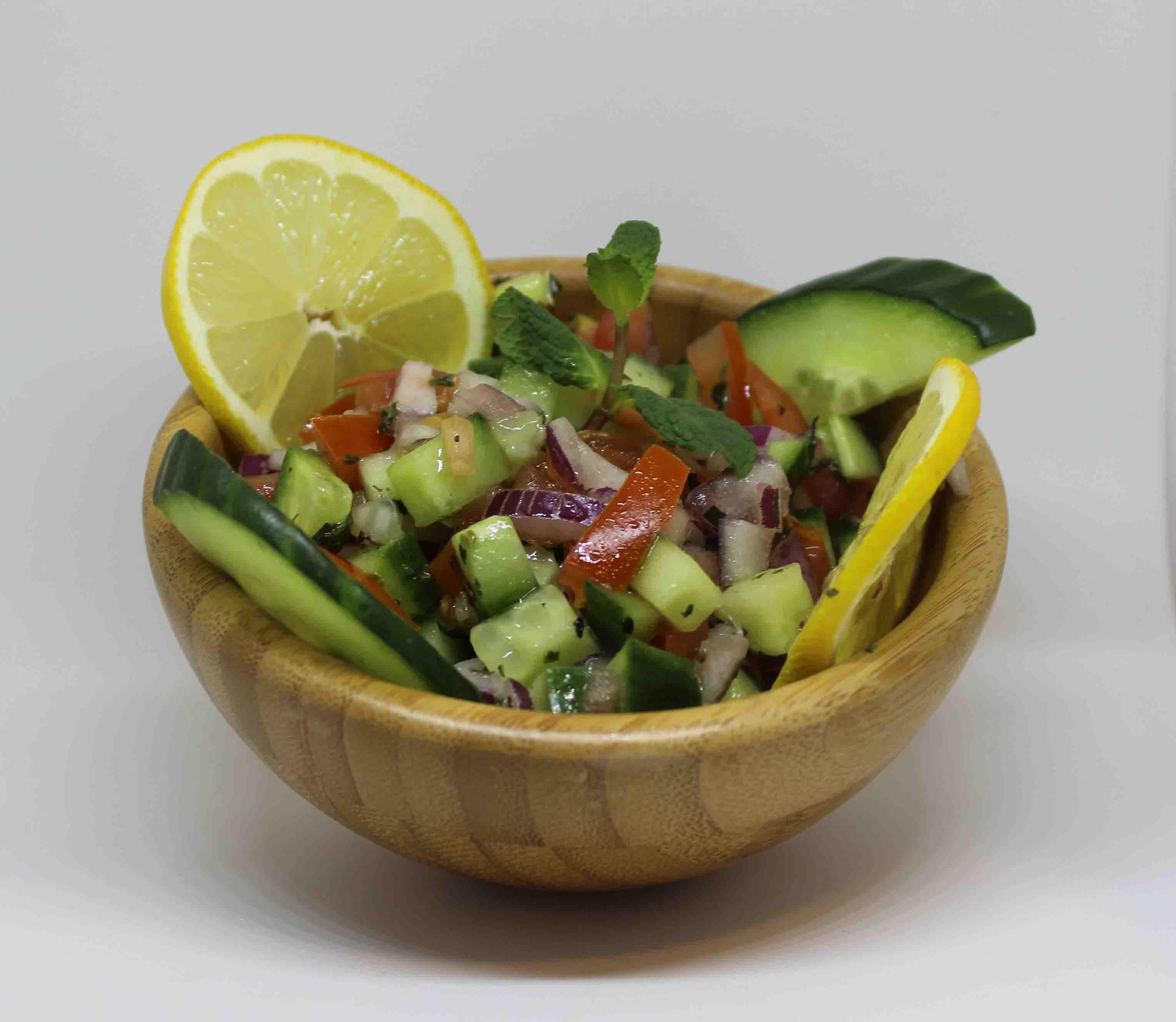 Salad Shirazi (V)