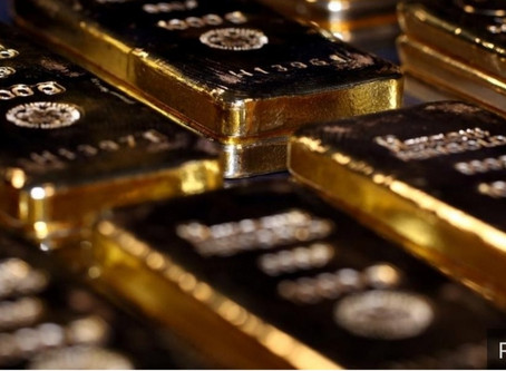 Gold Prices Rise Above $2000 for the First Time in History