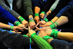 One Montville wristbands