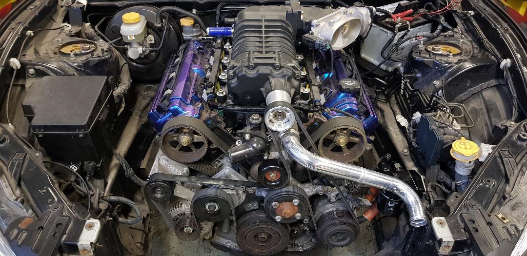 GT86 Engine
