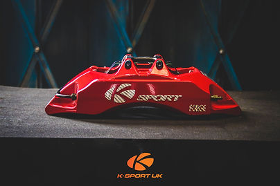 K Sport Brakes
