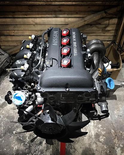 PS13 Engine