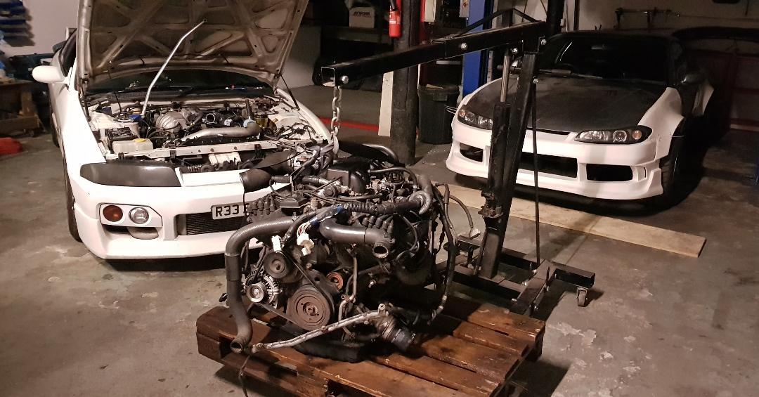 GT86 Engine 4