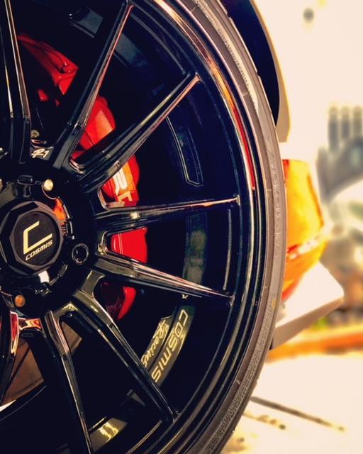 GT86 Wheel