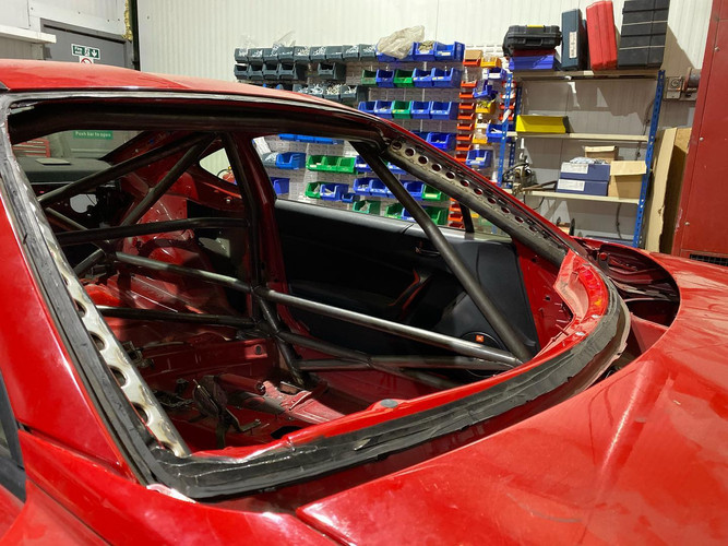 GT86 Roll Cage