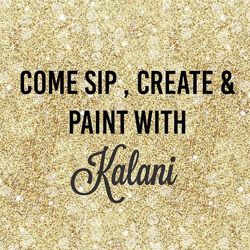 """Kalani's"" PRIVATE PARTY | Saturday, Sept. 4, 2021| 2:30 pm"