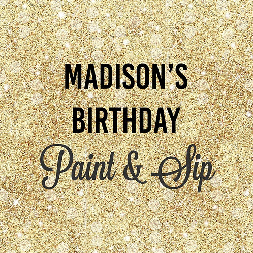 """""""Madison's"""" PRIVATE PARTY 