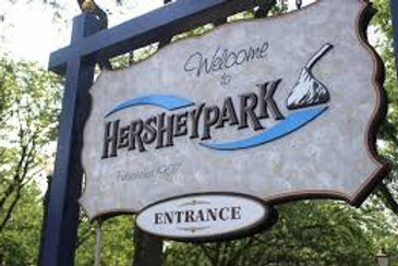 Hershey Park Ticket & Festival Fee - Student