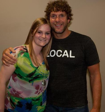 Billy Currington & Teagan McLaren