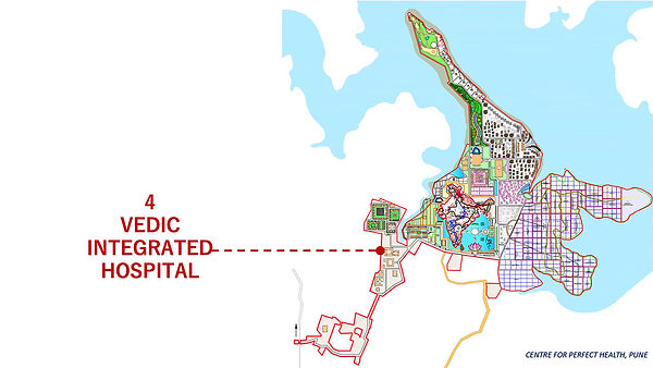 VedaLand Integrated Hospital