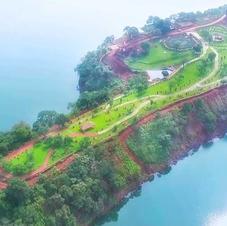 Bonsai Gardens Aerial View