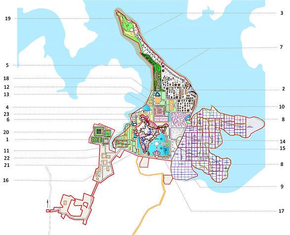 VedaLand Site Plan 2021