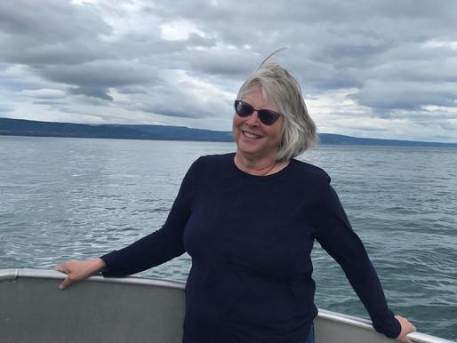 Shelly Erickson - Councilmember, Home Run Oil, Homer Tours - Homer Alaska Podcast #1