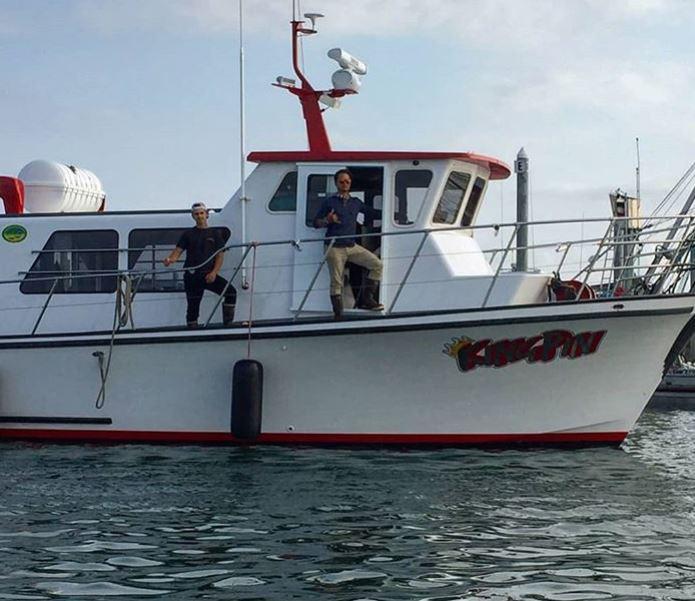 homer harbor charter kingpin alaska