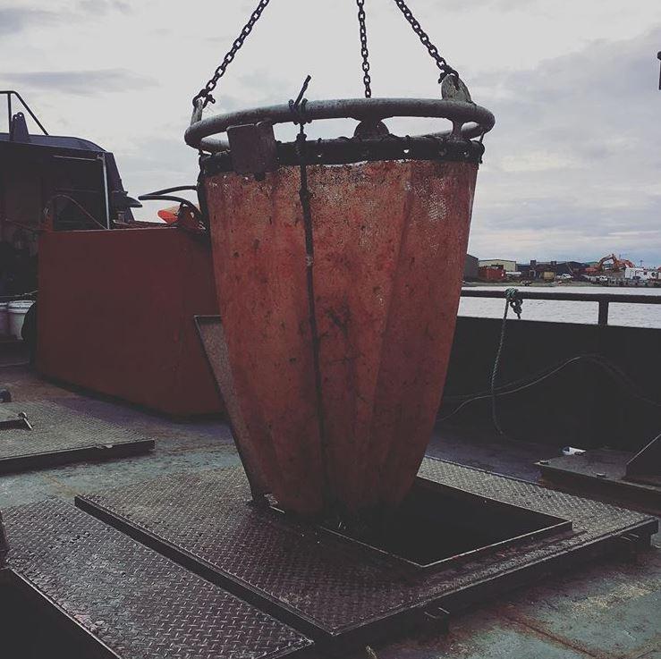 arctic circle alaska boat tendering