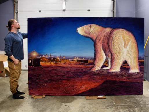 Pugs and Portraits and Bears, Oh My with Austin Parkhill - Homer Alaska Podcast #31