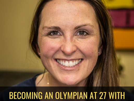 Becoming an Olympian at 27 with Holly Brooks - TAS #2