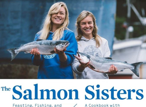 Salmon Sisters Feed the World with Claire Neaton and Emma Teal - HAP #37