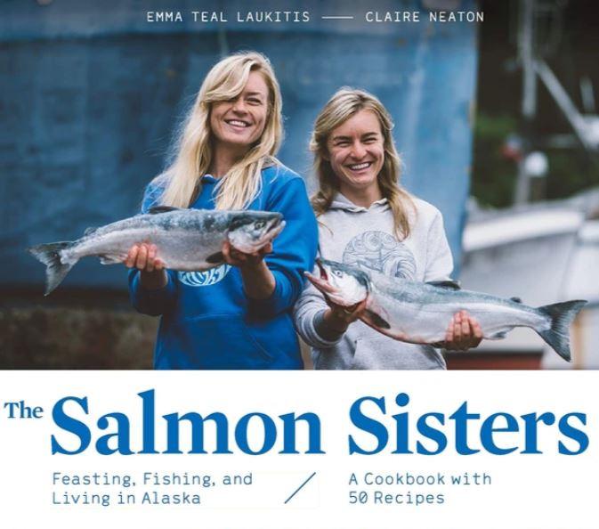 salmon sisters cookbook